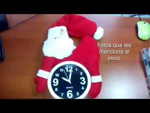 Reloj Navideño - YouTube