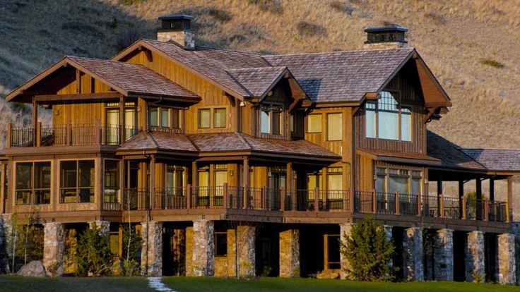 Grey Cliffs Ranch - Three Forks, #Montana - Luxury Guest Ranch
