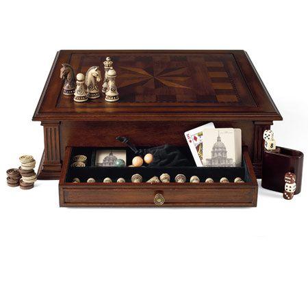 Bombay & Co, Inc.::Accessories::Games::Statesman Game Box