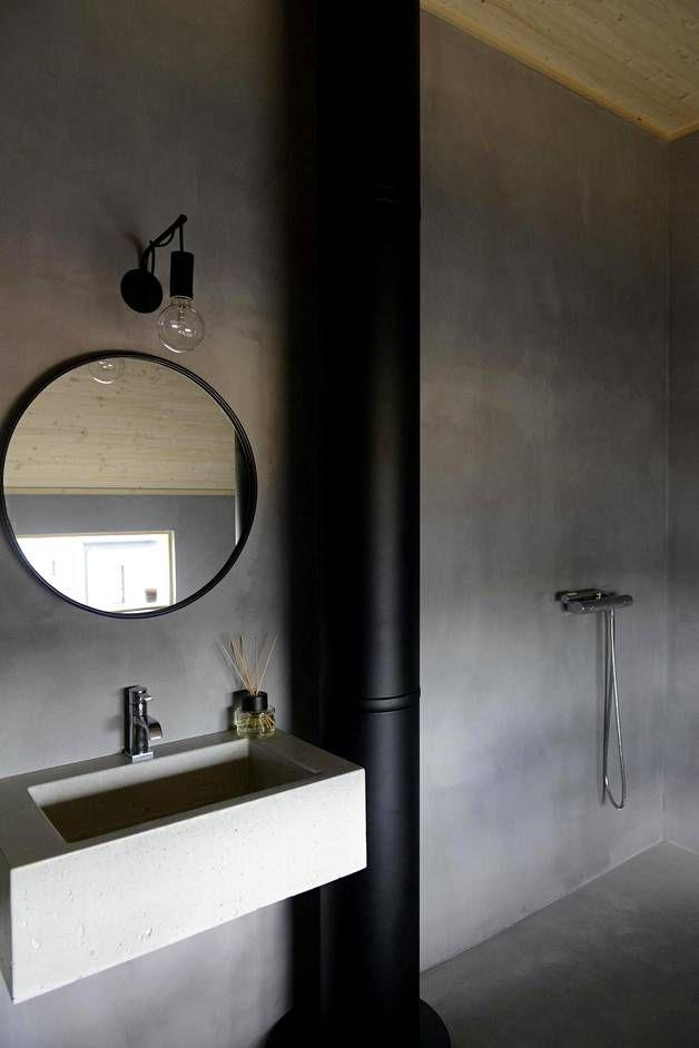Kylpyhuone / Saunan pesuhuone