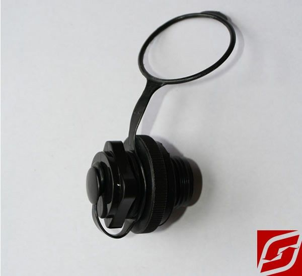 In/Deflate Valve - Size: 24mm - UniPump - Kite - Spare Parts