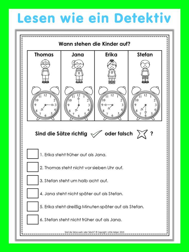 350 best deutsch als zweitsprache alphabetisierung images on pinterest. Black Bedroom Furniture Sets. Home Design Ideas