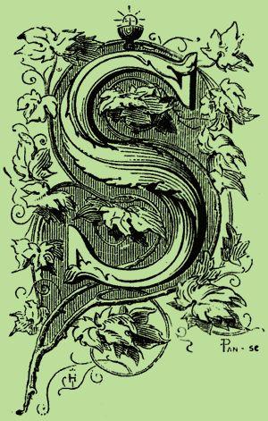 Les Cahiers de Cassiciacum : Liste des Saints dont l'initiale du nom est la lettre S.