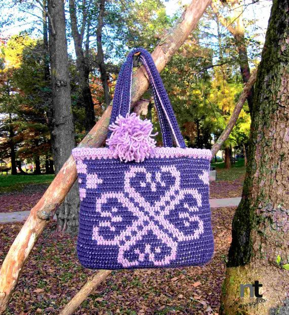 Check out this item in my Etsy shop https://www.etsy.com/it/listing/209457009/crochet-bag-pattern-sportina-aurora-by