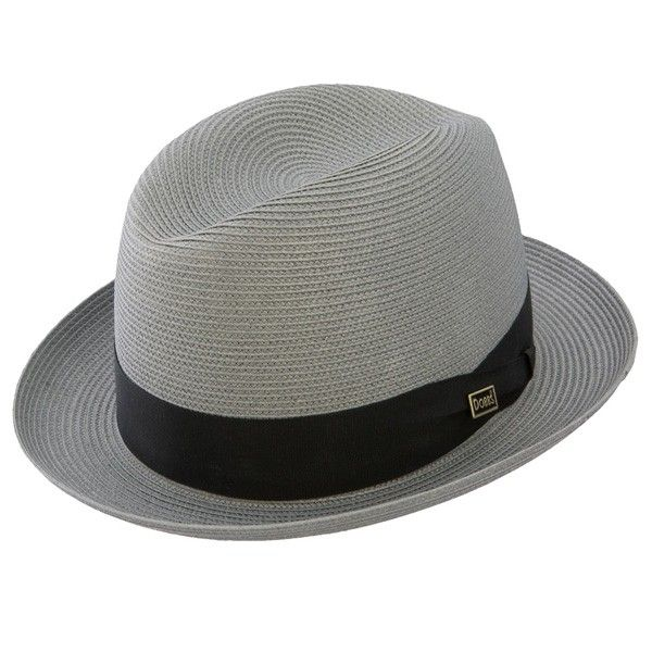 Take a look at our Dobbs Parker - Straw Fedora Hat made by Dobbs Hats as well as other fedora hats here at Hatcountry.
