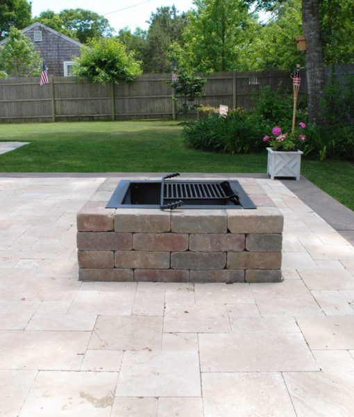 Best 20 Square Fire Pit Ideas On Pinterest
