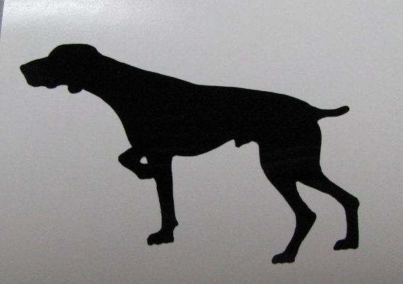 Hey, I found this really awesome Etsy listing at https://www.etsy.com/listing/159223383/german-shorthair-pointer-decal-sticker-5
