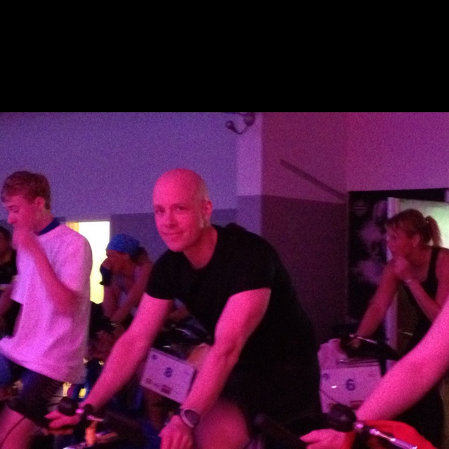 Jonas took 4 hours of spinning!!!!! At Spin of Hope