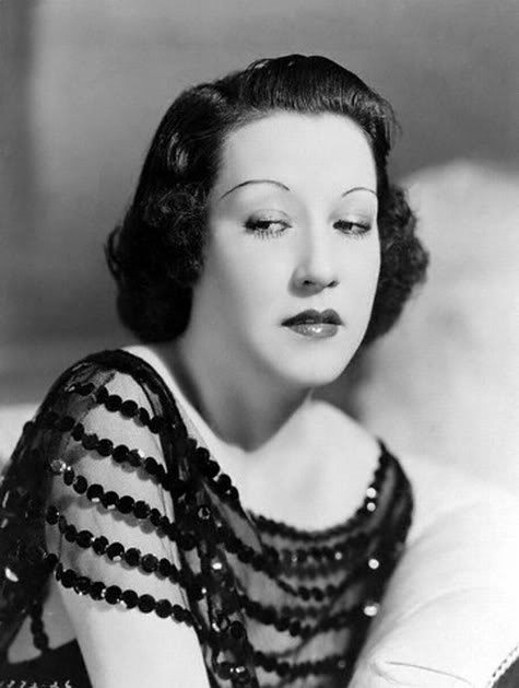 Ethel Merman, singer and actress