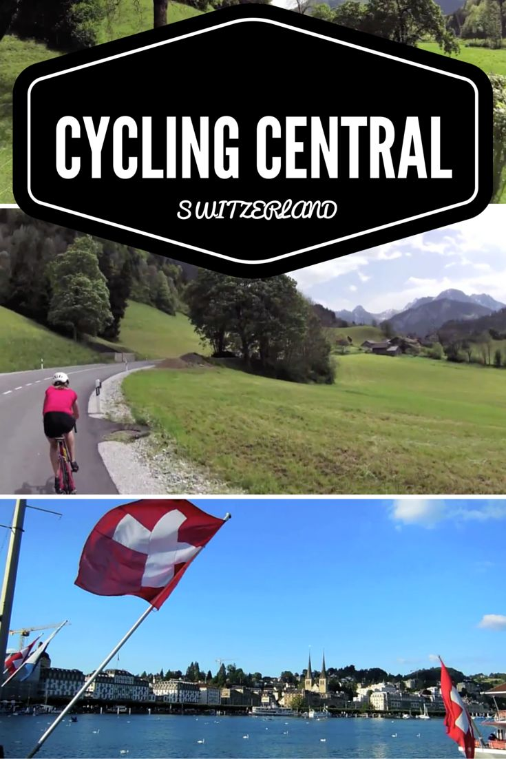 VIDEO: Cycling Central Switzerland
