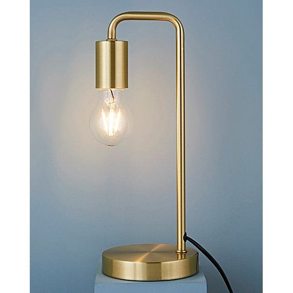 Aydan 36cm Table Lamp | Table lamp, Touch table lamps