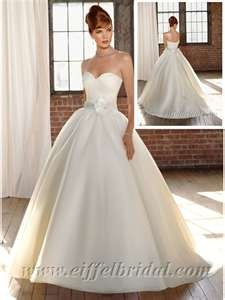 ... wedding gown products, buy WDS3849 simple not expensive bridal wedding