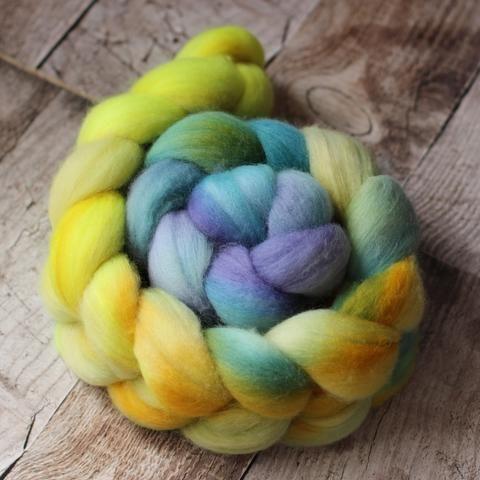 Australian Merino Wool Roving - Yangon