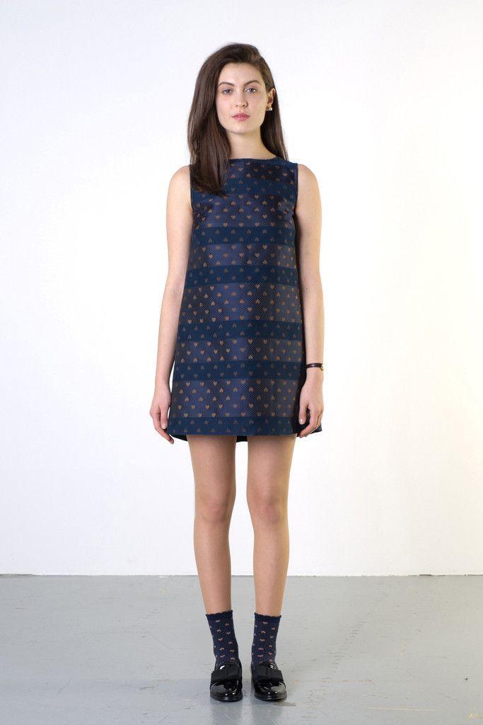 TWENTY-SEVEN NAMES Rene Shift Dress New Zealand Designer - NZ Designer Shop now www.livsnz.com