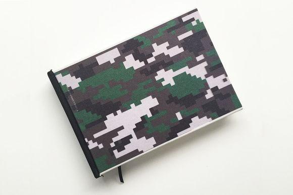 Camuflado - Cuaderno