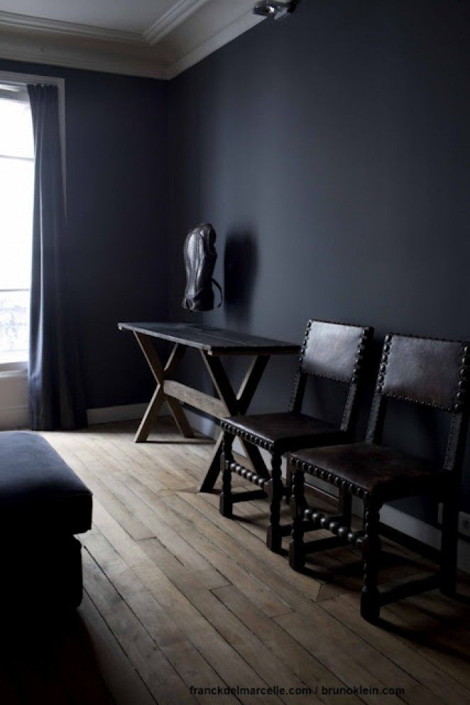 475 best images about dark painted rooms on pinterest for How to paint a dark wall
