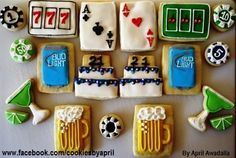 21st birthday cookie - Yahoo Image Search Results