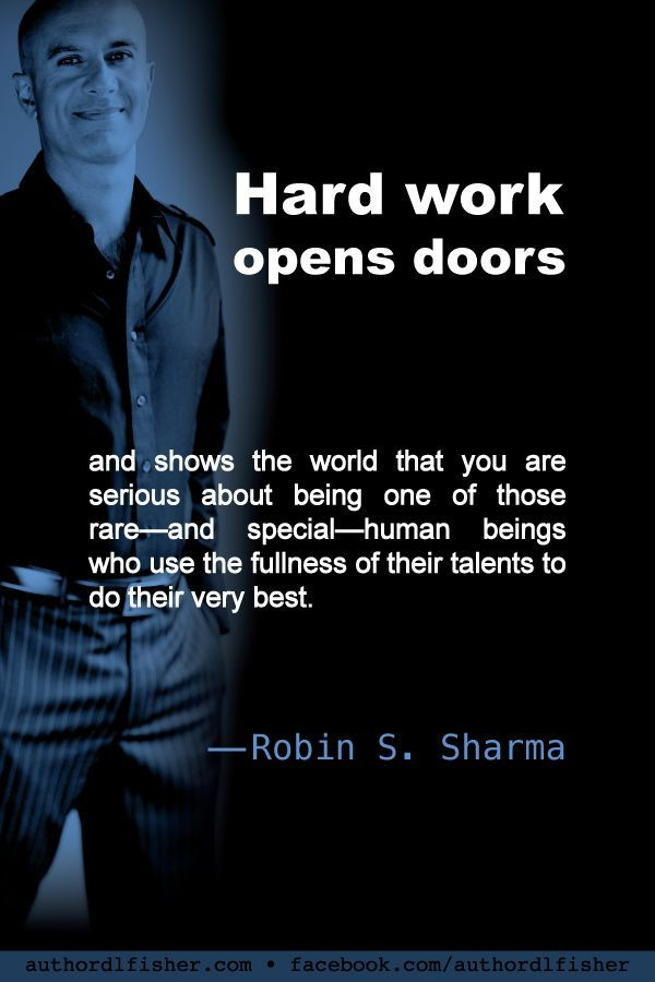 Motivation For Success Robin Sharma Is The Author Of Self Help