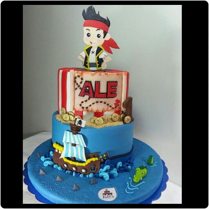 Jake Pirates Cake