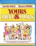 Yours, Mine and Ours [Blu-ray] [1968], 31252355