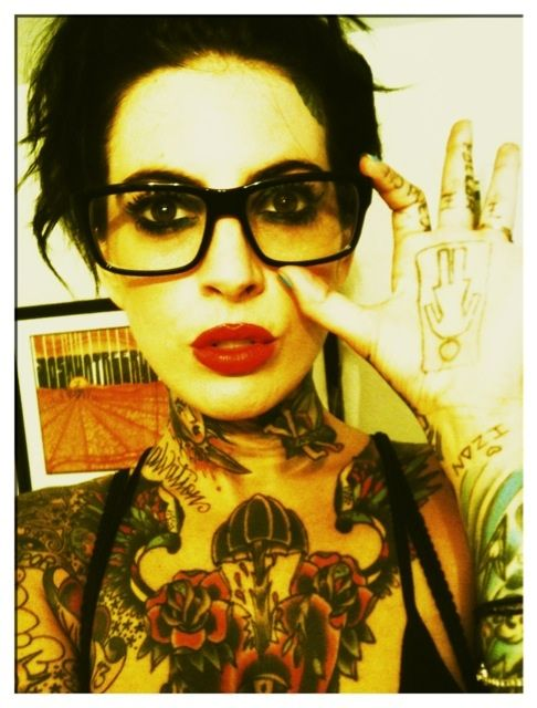 Love Everything Cool Lighting Makeup Tattoos Amp Glasses