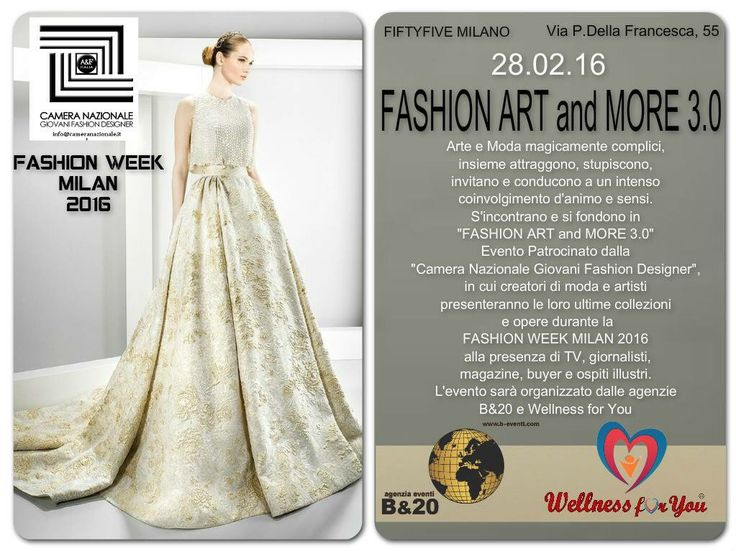 FASHION ART and MORE in MILAN