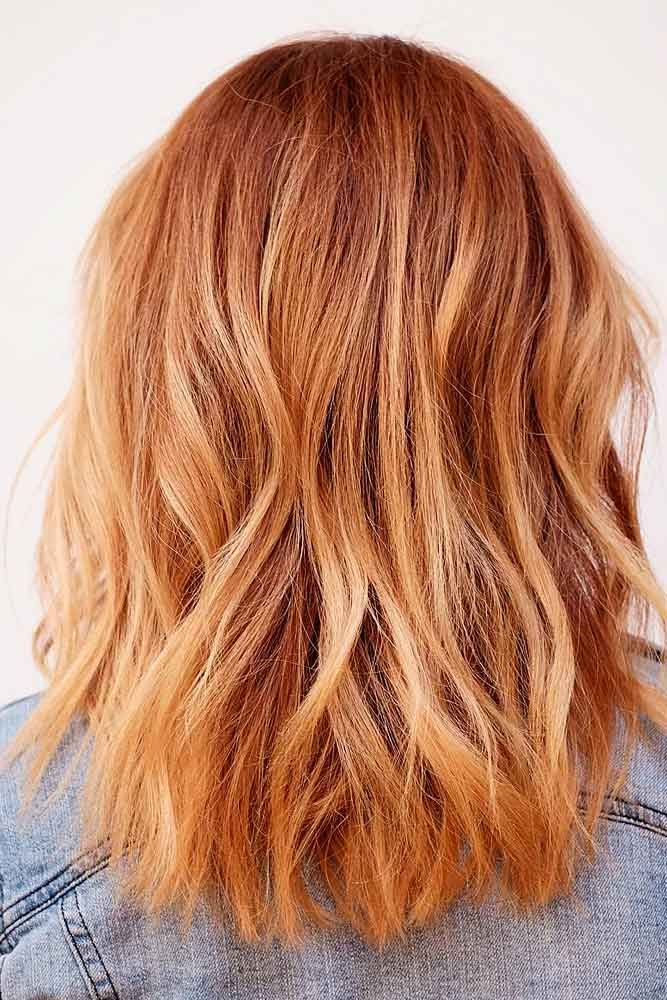 Soft Gold Blonde Shade to Make Your Hair Shine Spring hair colors are cool and refreshing, allowing you to be trendy and…