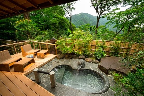 Open-ari bath