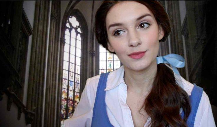 Disney Princess Belle Makeup