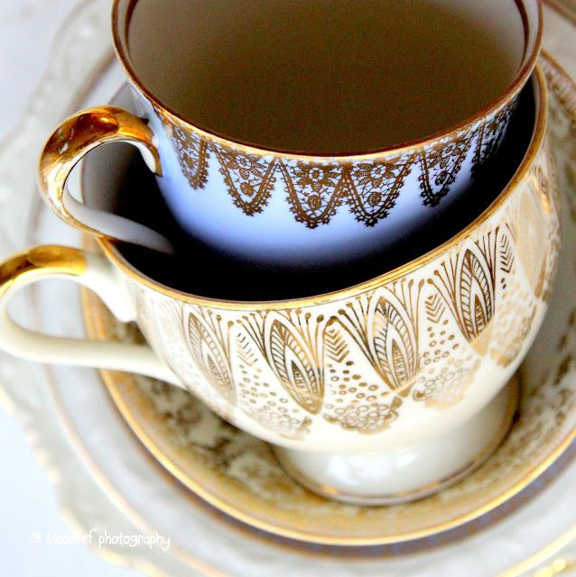 Madelief vintage teacups