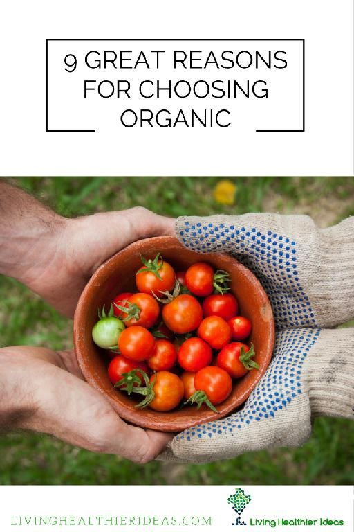 There is definitely more research and awareness about the many benefits of choosing organic food. Here are some reasons for choosing organic