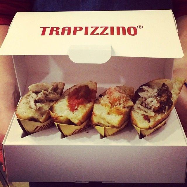 Where - Trapizzino