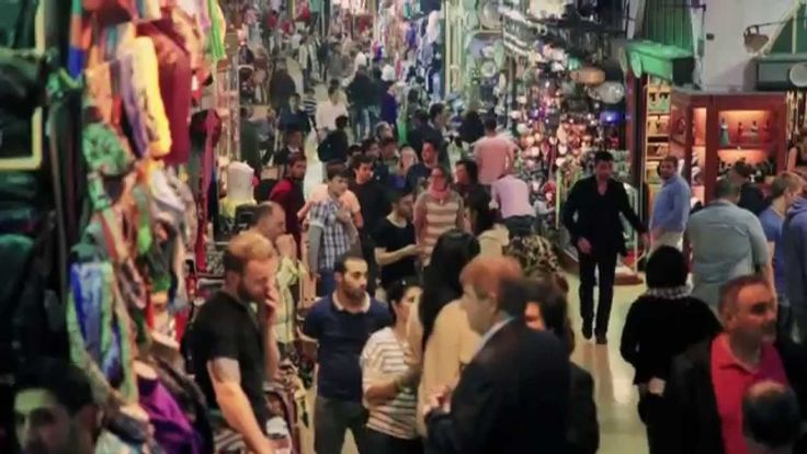 Turkey: Home of Grand Bazaar