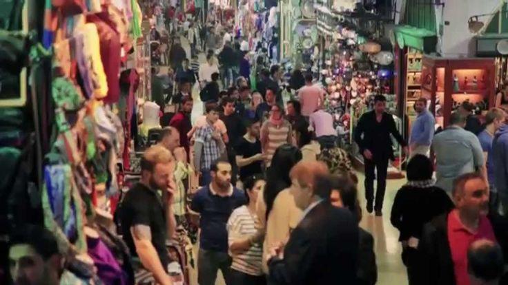 Turkey: Home of Grand Bazaar