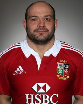Rory Best| British & Irish Lions 2013