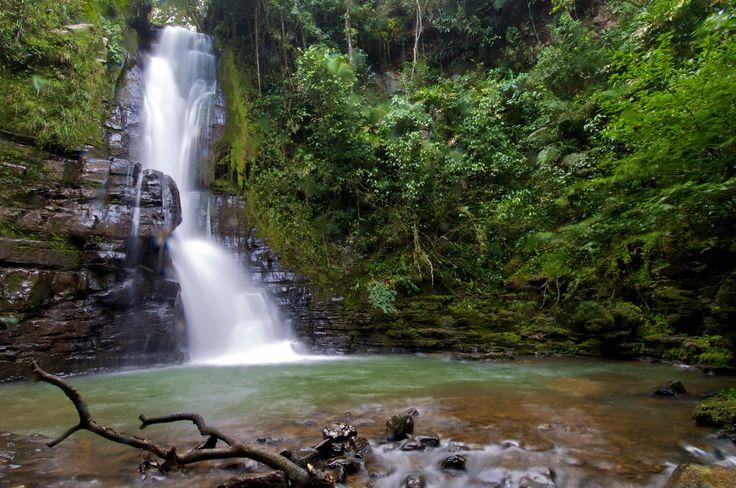 Cascada del Diablo en Mogotes Santander  Devil Waterfall por Orlando Valdivieso en 500px