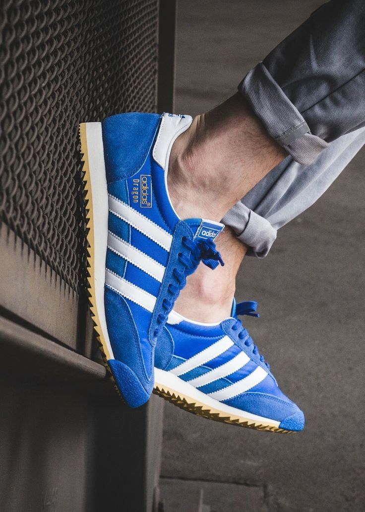 adidas Originals Dragon: Blue