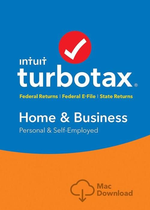 Turbotax Home Business Tax Software 2017 Fedefilestate Tax