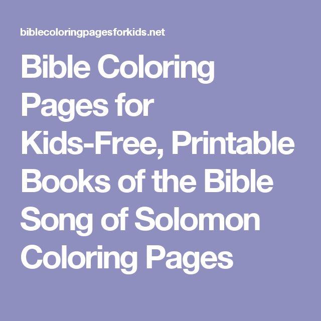 The 25 best Solomon bible ideas on Pinterest Song of