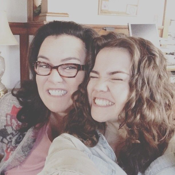 WE LOVE THIS! Rosie and Maia are so adorable! | The Fosters