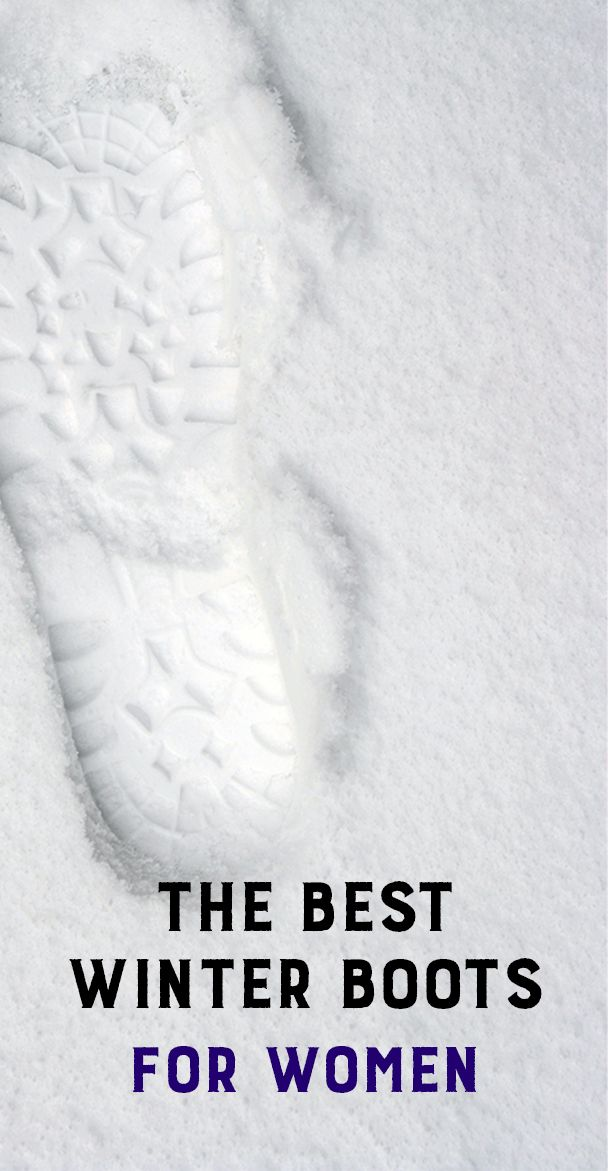 My favorite winter boots for women.