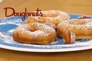 Ricetta Doughnuts - I menù di Benedetta