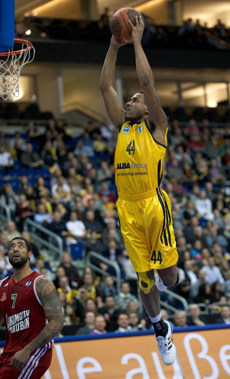 Bryce Taylor (Basketball ALBA BERLIN)