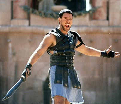 """""""Are you not entertained?""""  I know I was. So what if a few heads rolled -- it was worth every stunning moment."""