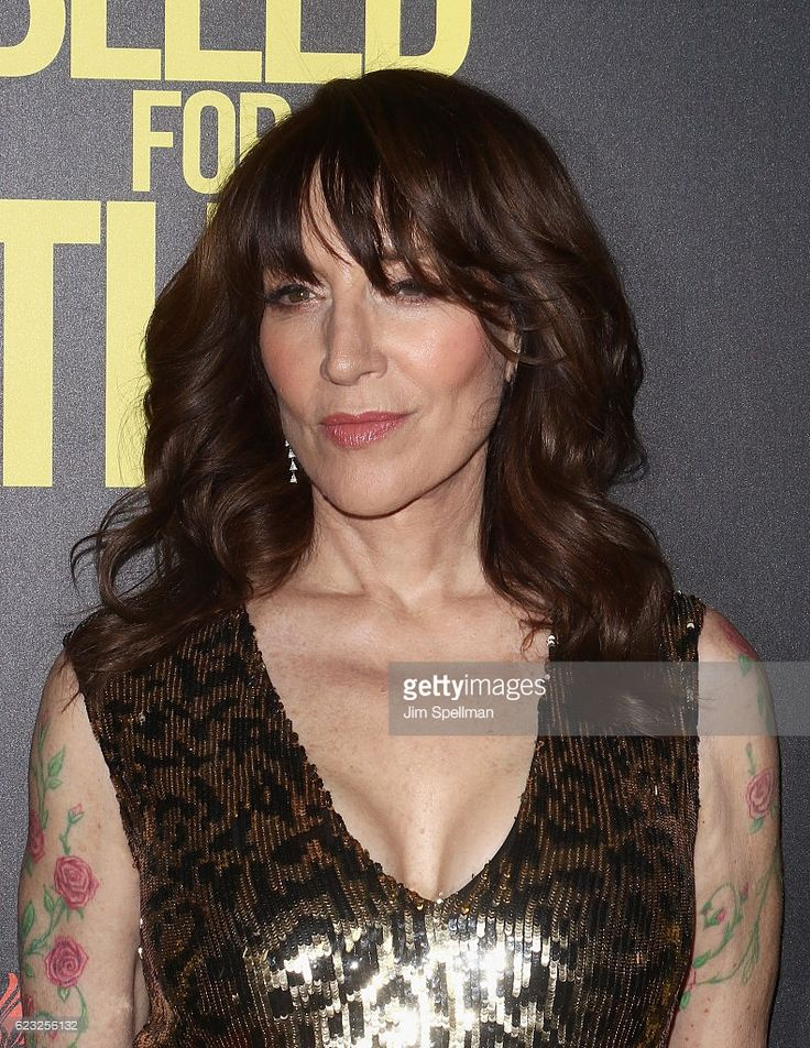 Actress Katey Sagal attends the premiere of 'Bleed For This' hosted by Open Road with Men's Fitness at AMC Lincoln Square Theater on November 14, 2016 in New York City.
