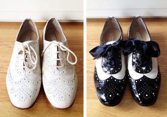 Zapatos a la permanente ;)
