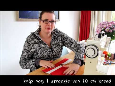▶ 201211 DIY portemonnee van vilt - YouTube