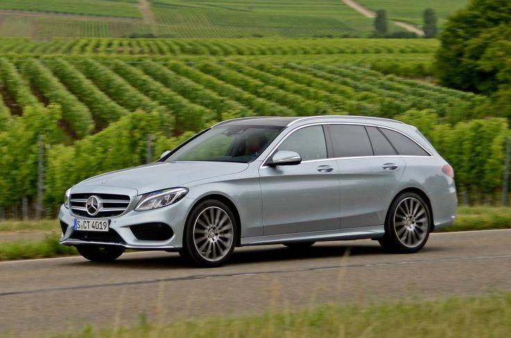 Mercedes Benz C-Class C 250 Bluetec Estate