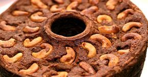Receita de bolo pé de moleque - http://www.boloaniversario.com/receita-de-bolo-pe-de-moleque/