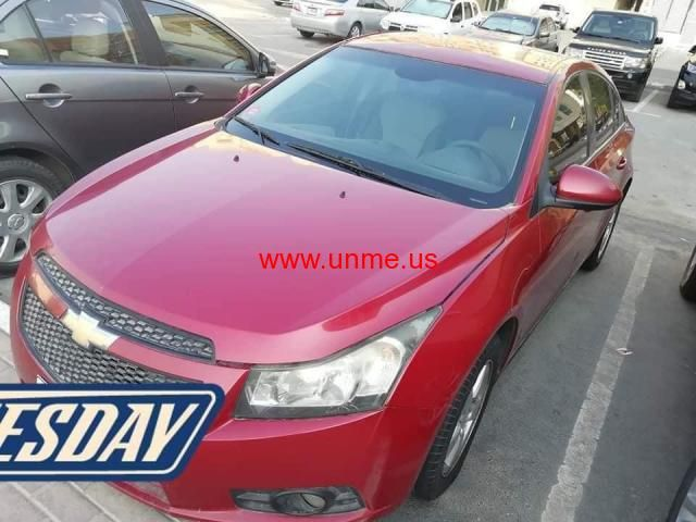 Chevrolet Cruz 2010 Al Rashidiya Free Classifieds Ads